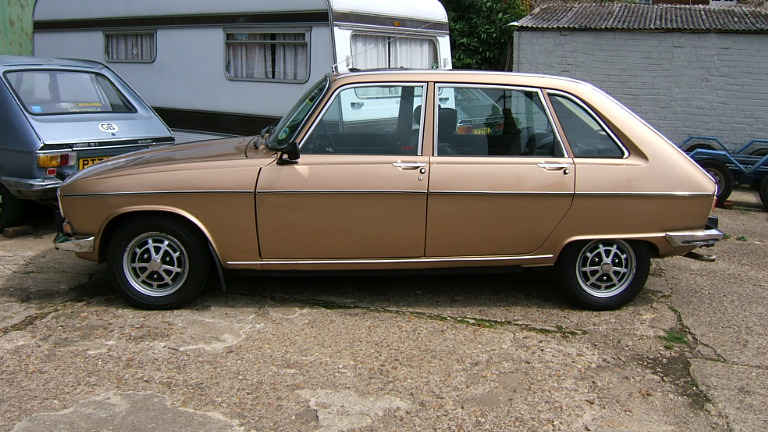 Automotive History Capsule Renault 16 Here S The Real Car Of