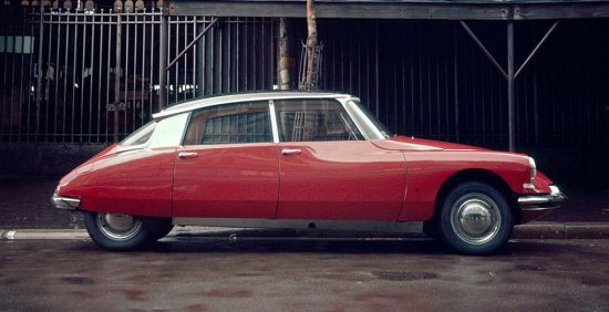 citroen ds19 crop