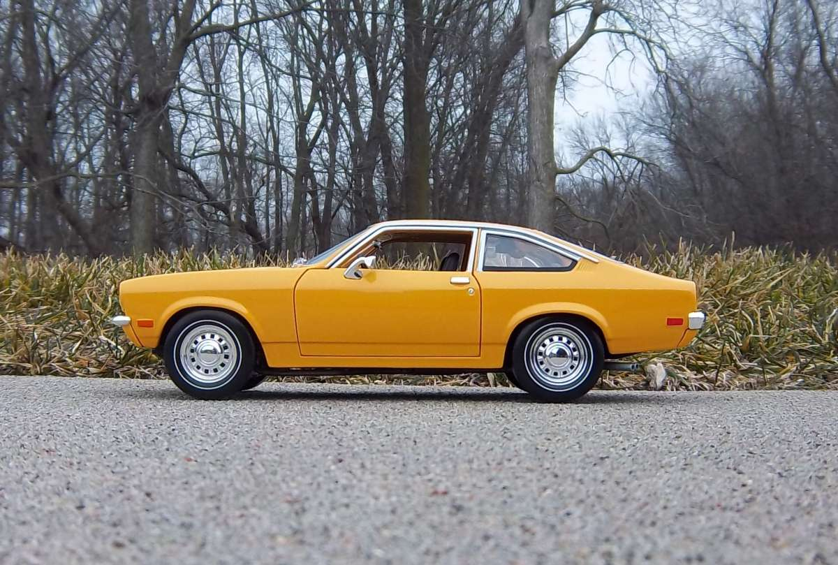 All Chevy 73 chevy vega : Mini CC: 1972 Chevrolet Vega By Ertl – My Pain-Free Vega Ownership ...