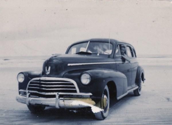 1946 Chevrolet Stylemaster Sport Sedan