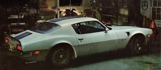 1971 Firebird TransAm
