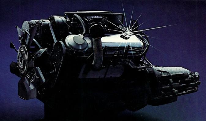 Cadillac Prestige on Ht 4100 Engine