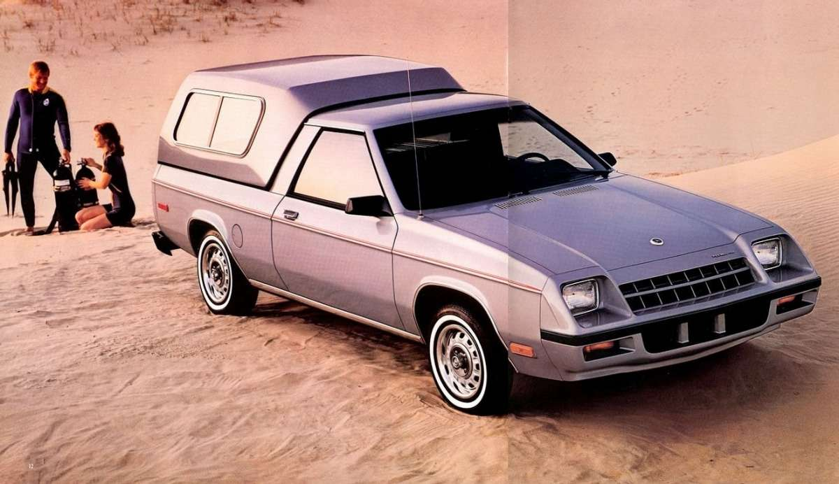 1983 plymouth turismo scamp 12