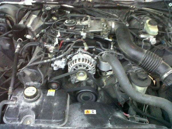 engine history the ford 4 6 liter v8 rh curbsideclassic com Black Mad Max Interceptor Ford Falcon Australia