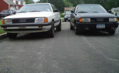 Audis coal