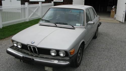 BMW 530i coal