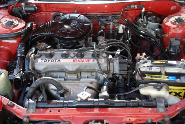 Coal  1989 Toyota Corolla Sr5 U2013flying By You