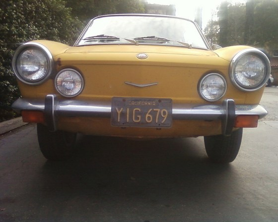 Fiat 850 coupe fr