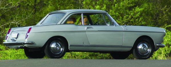 Peugeot 404 coupe srq