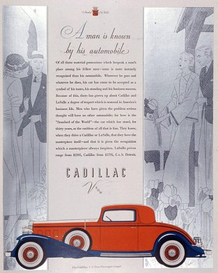 03 Cadillac 1932