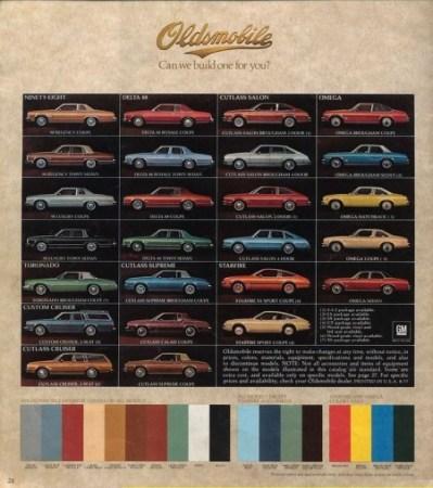 1978 Oldsmobile Full Size-24