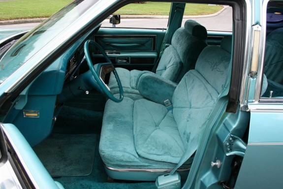 Driver S Seat