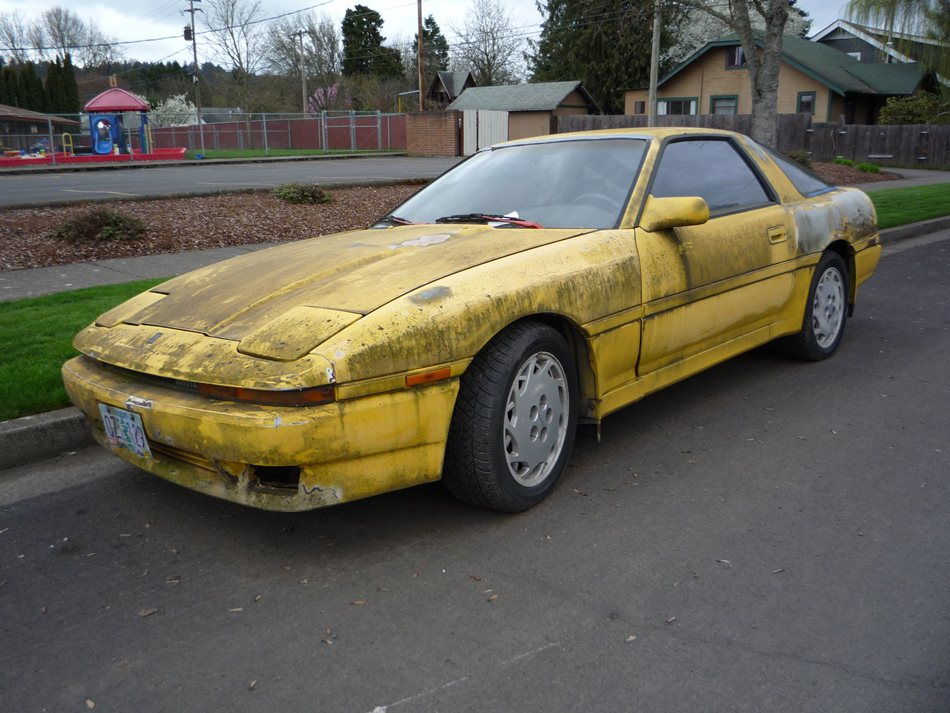 Curbside Classic: 1987 Toyota Supra – Somebody Still Wants You