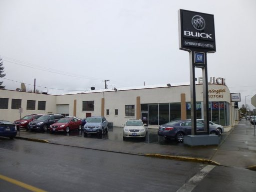Springfield Buick: The Little Dealership That Time Forgot