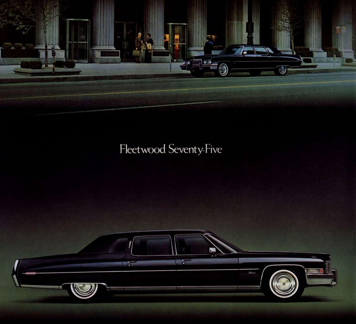 Cadillac 1973 Fleetwood 75