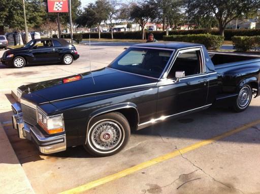 Cadillac ute s