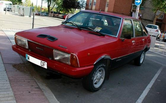 Chrysler 150 Spain