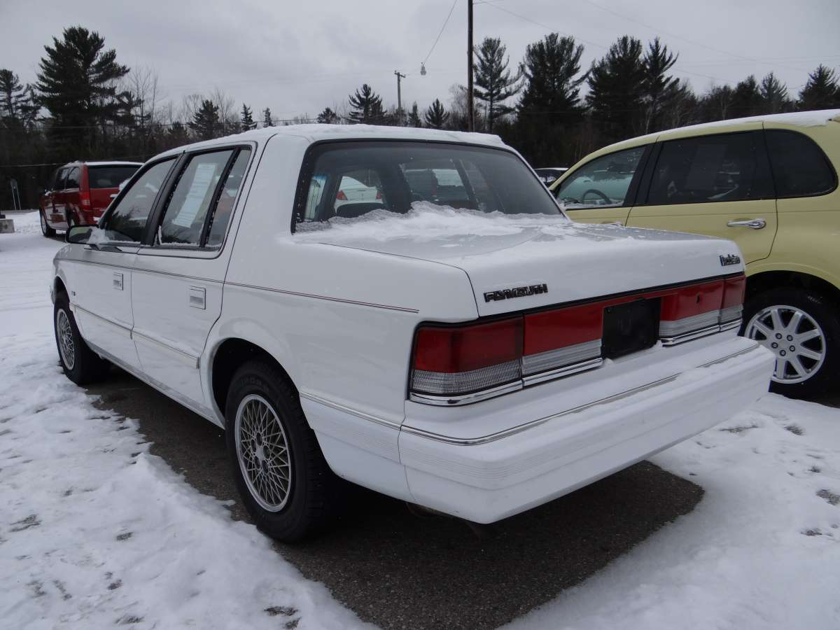 Curbside Classic: 1994 Plymouth Acclaim: If It Was Good