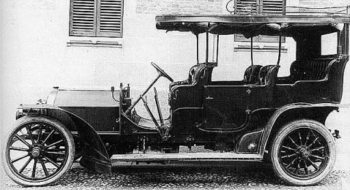 Fiat 60HP 1905
