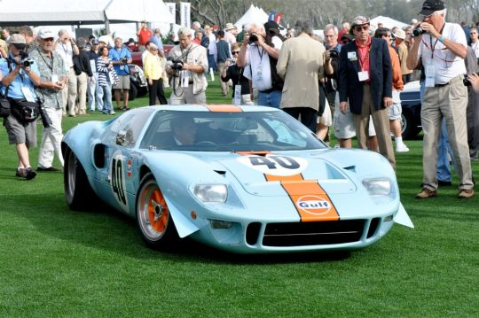 Ford gt40 mk-ii-chassis-1074