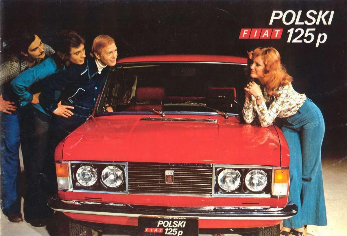 Polski Fiat 125P01