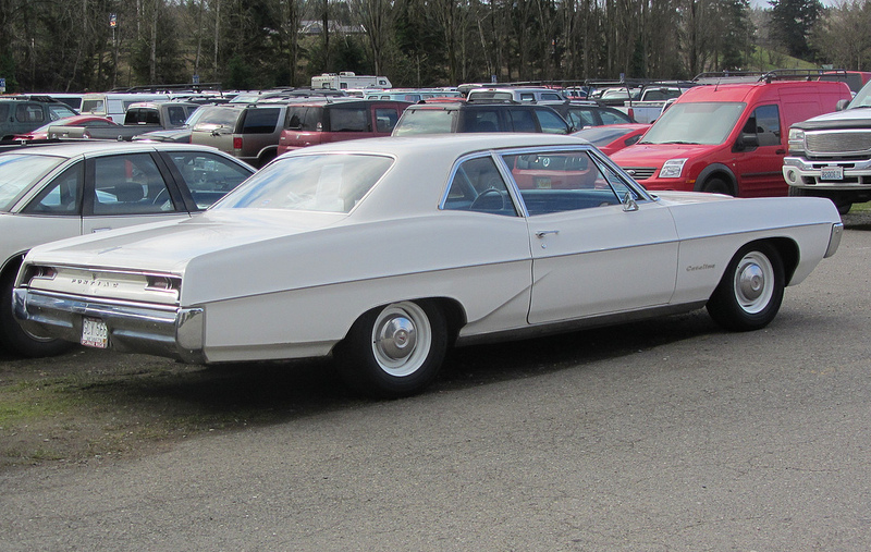 cohort sighting 1967 pontiac catalina two door sedan bring on the love. Black Bedroom Furniture Sets. Home Design Ideas