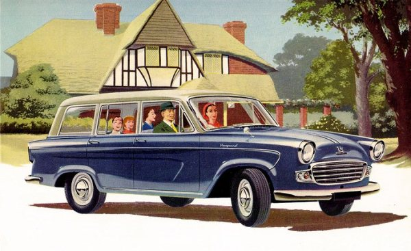 1959 Estate ad