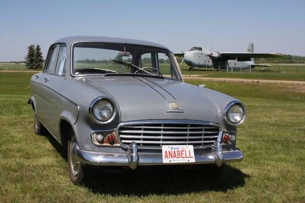 1962 Standard Vanguard Vignale sedan