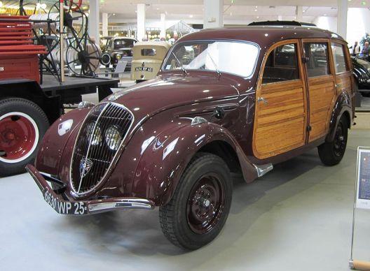 Peugeot 202 UH