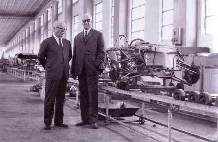 Pininfarina and Ferrari