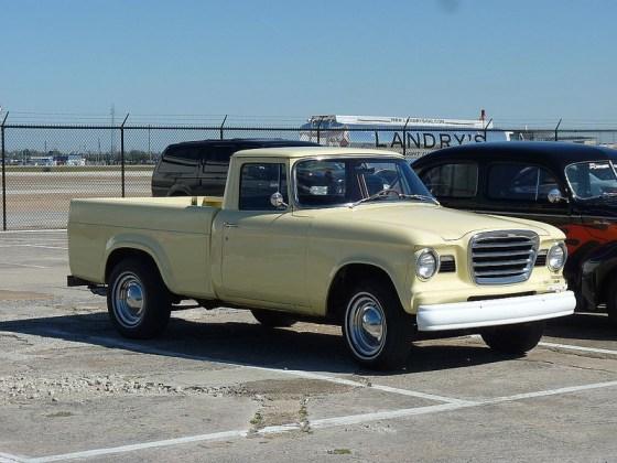 Studebaker Champ 1962 fq