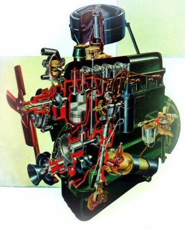 Standard Vanguard Engine
