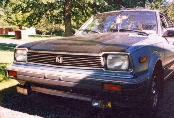 Phenomenal The First Car Of A Lifetime 1982 Honda Civic Long Gone But Wiring Cloud Pendufoxcilixyz