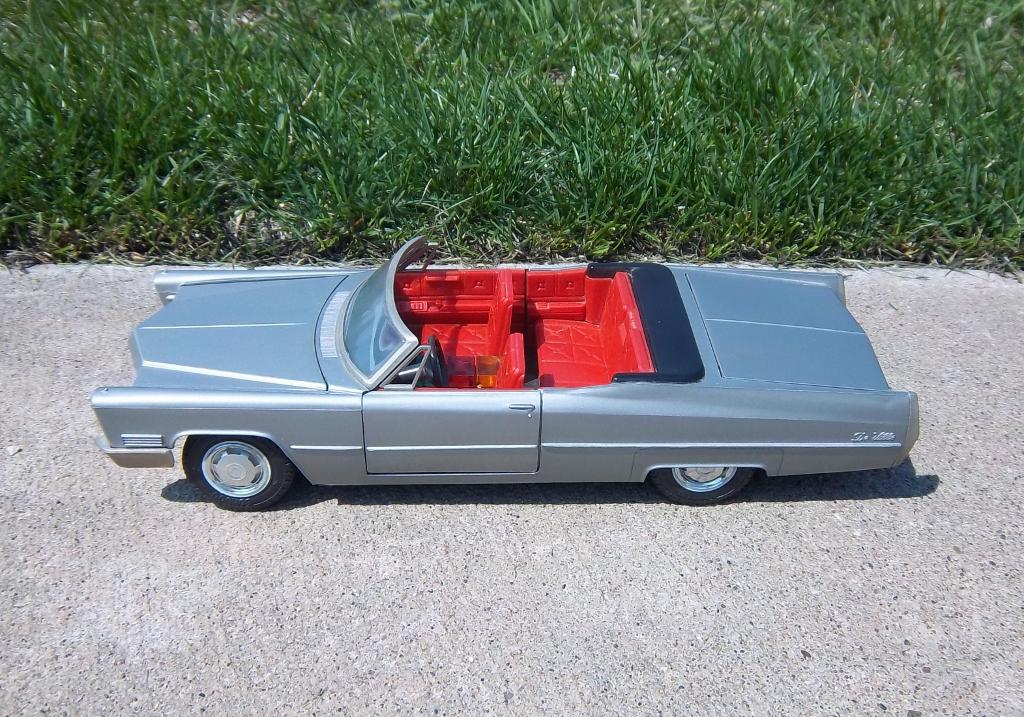 miniature curbside classic: schuco model 5505 cadillac de ville