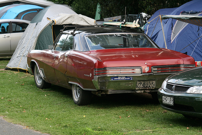 Cohort Sighting: 1968 Buick Wildcat Found Lurking in
