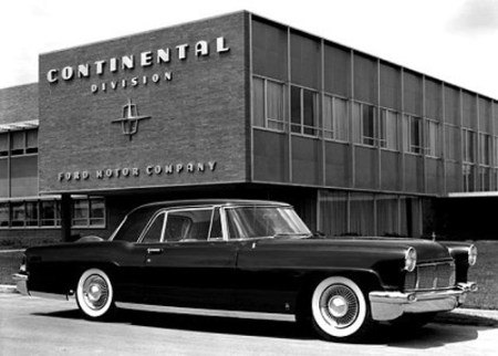 Continental Mk II 56
