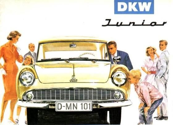 DKW Junior ad