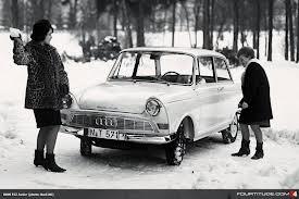 DKW Junior winter