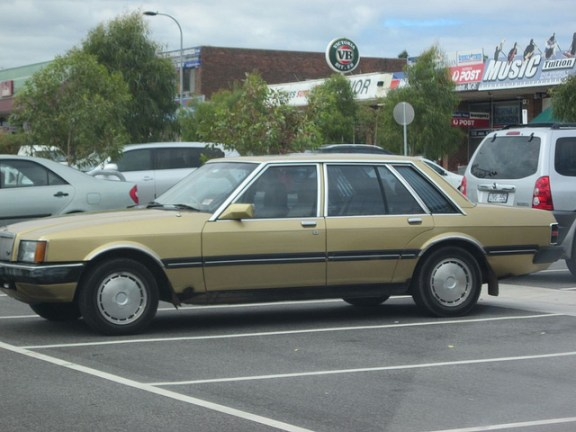 Ford AUS LTD side