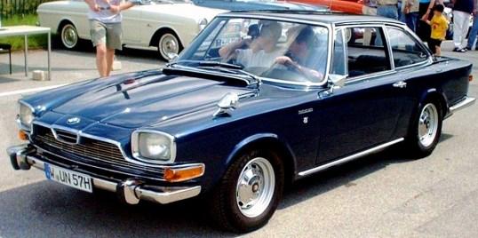 Glas 2600 coupe
