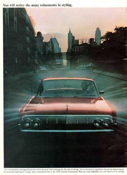 Lincoln Continental 1964 06