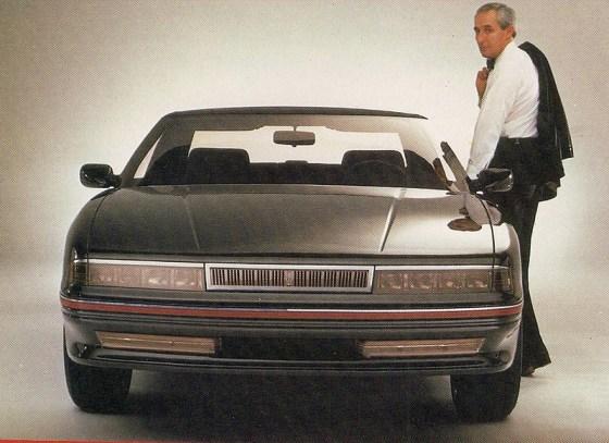 Lincoln Vignale 1987