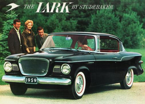 Studebaker Lark 59 a