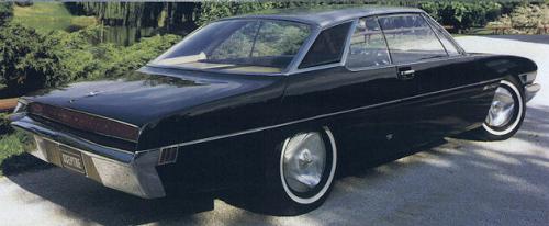 Studebaker Sceptre rear