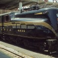 "(first posted 5/31/13)   The Pennsylvania Railroad GG1 electric locomotive can lay claim to a number of ""firsts"", one of which was that it was the longest lasting locomotive in […]"