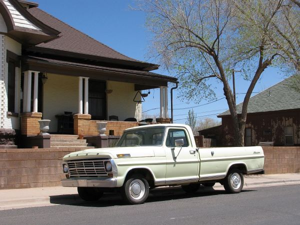 1969 Ford Ranger Pickup Winslow
