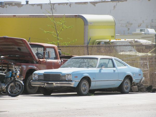 1976-77 Plymouth Volare Winslow