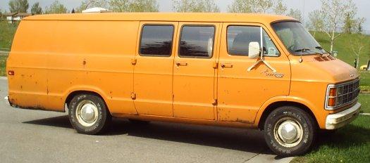 1980 Dodge Maxivan