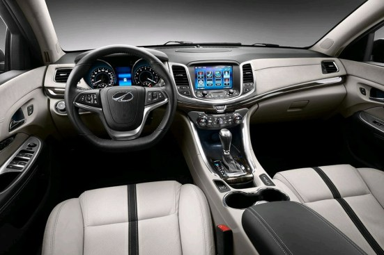 2014 Oldsmobile Ninety-Eight dash