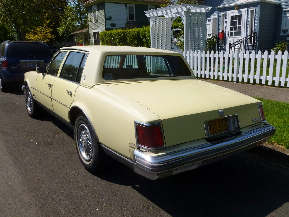 curbside classic 1978 cadillac seville nope nothing wrong here. Cars Review. Best American Auto & Cars Review